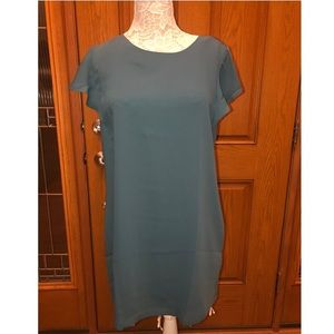 Adrienne Vittadini Blue Dress.